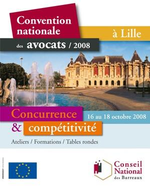 Cliquez sur l'affiche pour accéder au site de la Convention